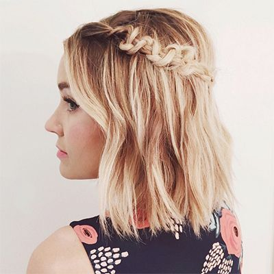 How to Get Lauren Conrad's Awesome Macramé Braid