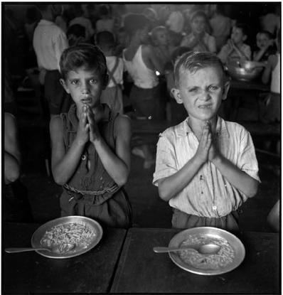 David Seymour / ITALY. 1948. Rome.