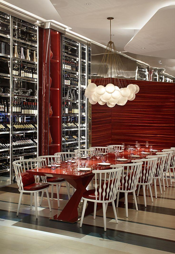 lago by julian serrano at the bellagio resort casino las vegas nv - Interior Designer Las Vegas Nv