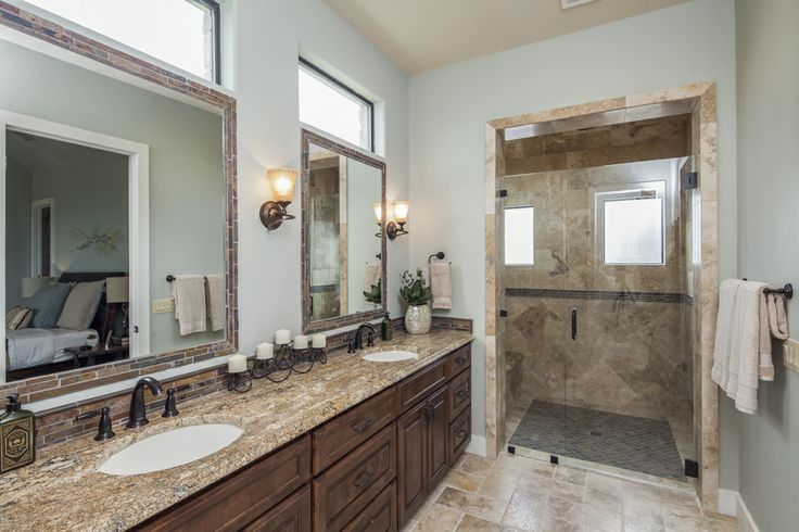 Dual Master Bath Is All The Rage Simple Yet Functional