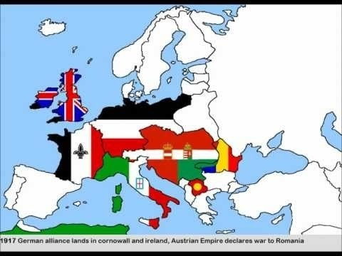 Alternate History - What if Germany won WW1 | Alternate ...