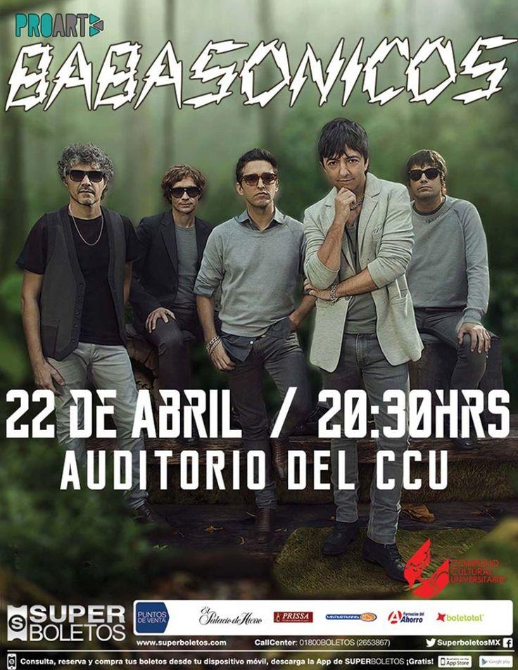 Babasónicos en Puebla