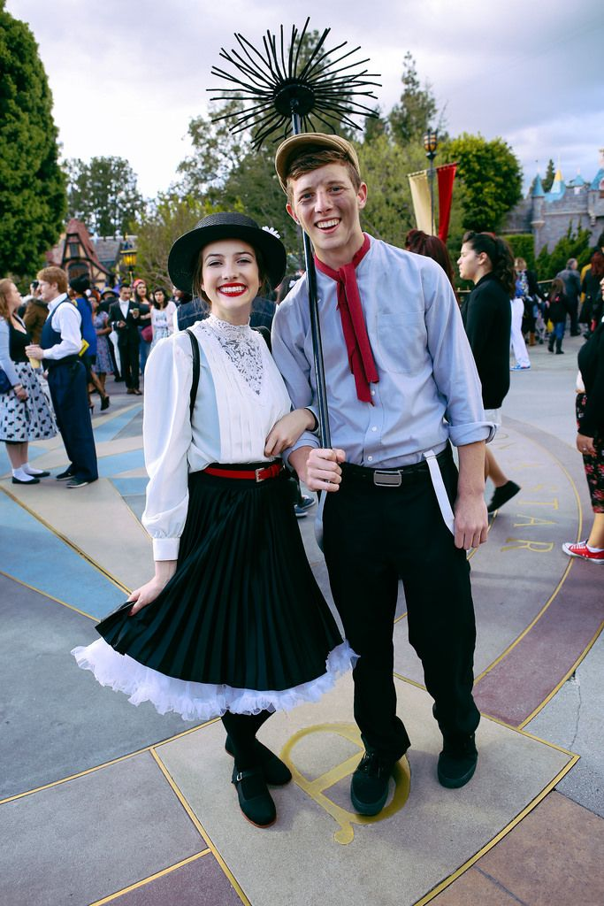 """A Gal and her Chimneysweep"" - The Fashions of Dapper Day at Disneyland Pt. II"