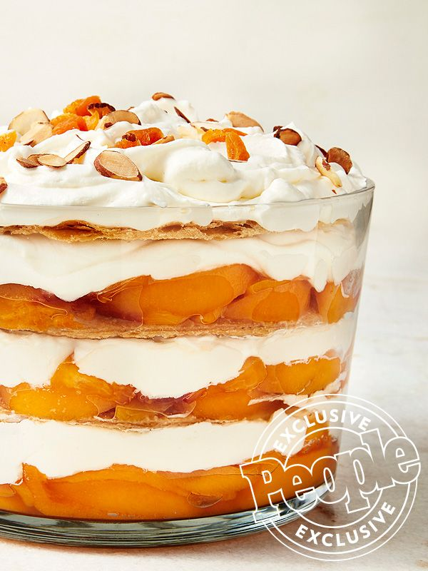 Add Carla Hall's Peaches and Cream Trifle to Your Must-Eat List Immediately http://greatideas.people.com/2016/04/28/carla-hall-peach-cream-trifle-recipe/?xid=rss-topheadlines