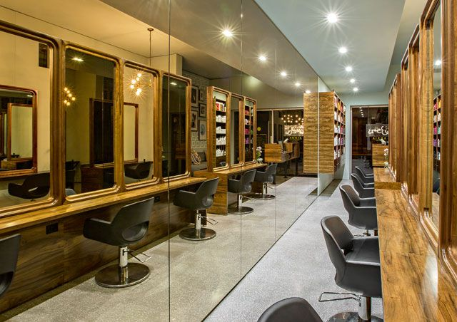 420 Best Inspiring Salon Interiors Images On Pinterest