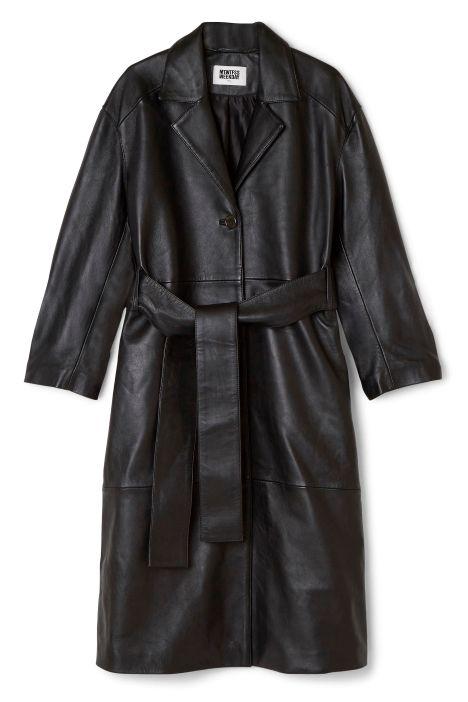 Weekday Cara Coat in Black