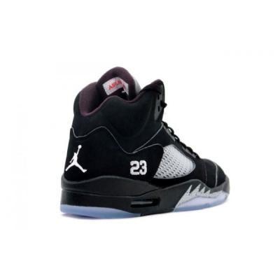 newest 6763c 87e2a ... real nike air jordan 5 v retro black metallic silver fire red jordan  shoesnike shoesadidas shoes