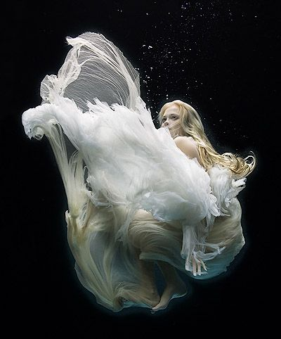 I am a siren, a mermaid; I know that I am beautiful while basking on the ocean's waves and I know that I can eat flesh and bones at the bottom of the sea...-C. JoyBell C.