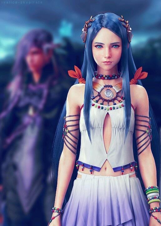 Yul ... Ich mag ihre Sachen und ihre Haare ... #Mordimort