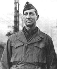 Mark Wayne Clark was an American general during World War II and the Korean War and was the youngest lieutenant general (three-star general) in the U.S. Army.