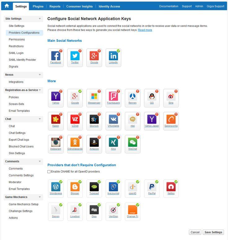 social network configuration에 대한 이미지 검색결과