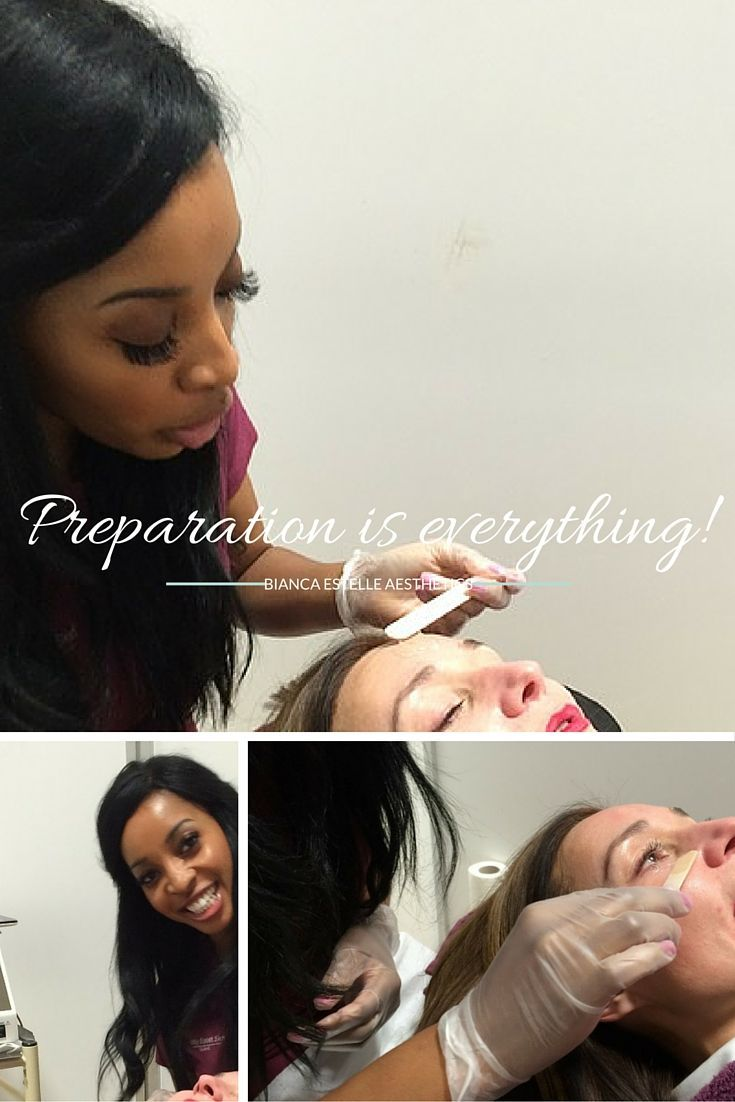 For a medical aesthetician, preparation is key  The best results are