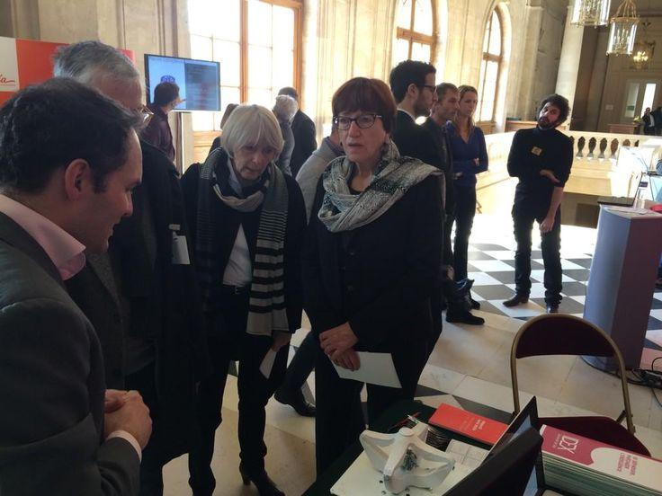 @Inria_Lille @Defrost_Lille le public est captivé