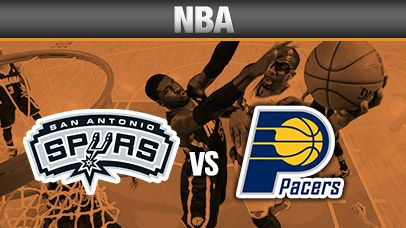 San Antonio Spurs at Indiana Pacers Tickets