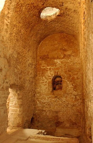 Baths Museum at Alhama de Murcia