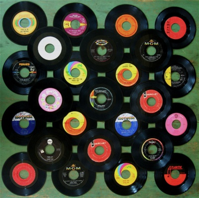 45s...had lots of these