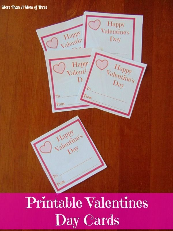 The 25+ best Printable valentines day cards ideas on Pinterest - free printable anniversary cards