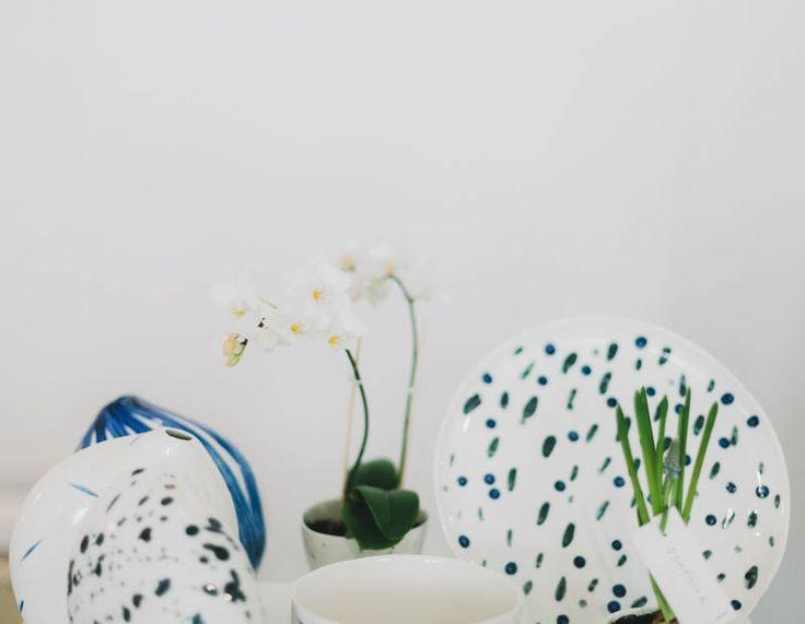 tolala.pl // święto kwiatów // usta magazyn // fenek // #porcelana #porcelain #fenek
