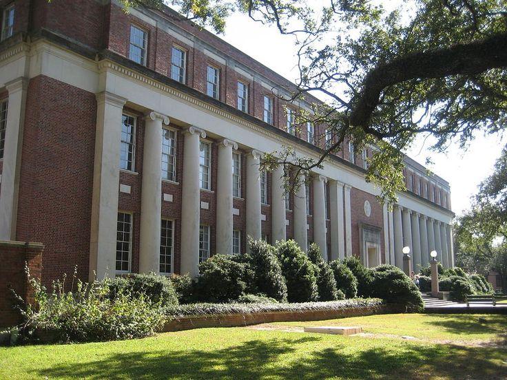 73 Best Tulane University Campus Images On Pinterest