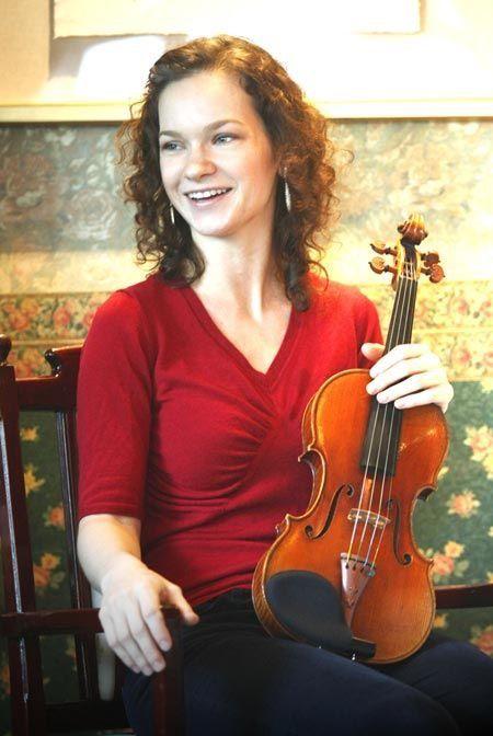145 best Hilary Hahn, Violinist images on Pinterest ... Hilary Hahn