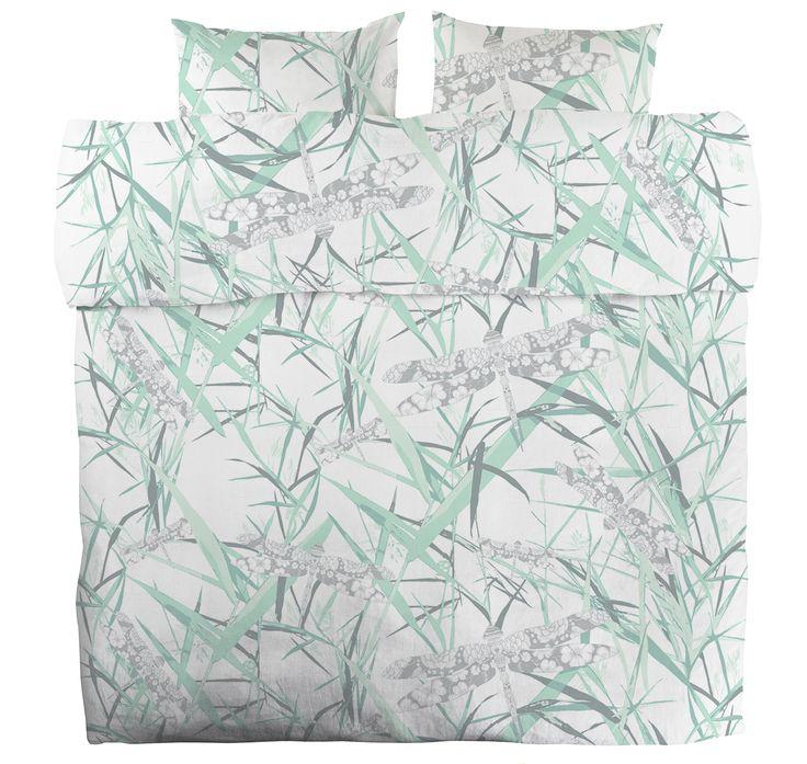 Vallila Korento aqua bed linen