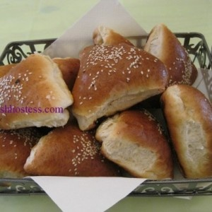 Hamentashen Challah for Purim