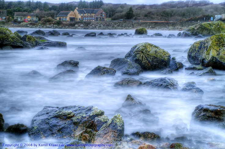 Rocks in #Furbo Co #Galway #ireland