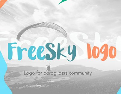 "Check out new work on my @Behance portfolio: ""FreeSky logo"" http://be.net/gallery/51338251/FreeSky-logo"