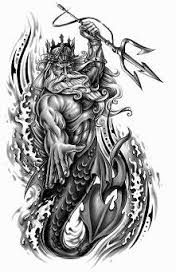 Image result for poseidon sketch                                                                                                                                                     More