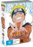 Naruto Movie Collection ~ DVD