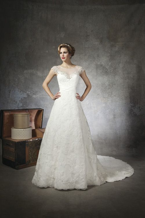 56 Exclusive Gorgeous Wedding Dresses By Justin Alexander