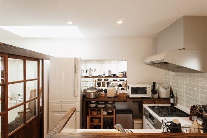 【リノベ暮らしな人々】Vol.62 限られた広さで実現する、家族のとっておきの家 | 暮らしといっしょ | 不動産・住宅情報サイト HOME'S