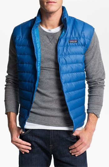Patagonia 'Down Sweater' Vest available at #Nordstrom