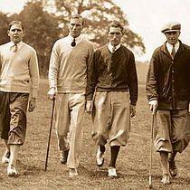 Définition Pantalon de Golf ou Knickers les-dessous-delamode   P