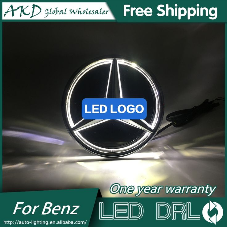 81.90$  Watch now - http://alizb9.shopchina.info/1/go.php?t=32814995666 - AKD Car Styling for Mercedes Benz GLE Class AMG63 LED Star Light DRL FRONT GRILLE LED LOGO Emblem Daytime Running light Emblem 81.90$ #magazineonline