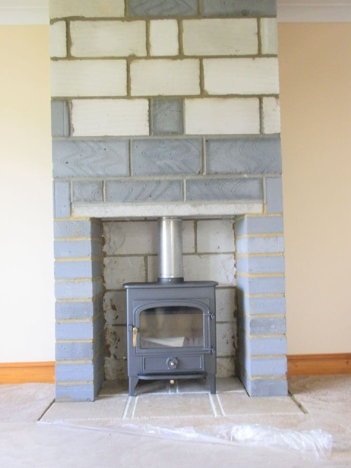 46 best images about log burner on pinterest mantels for Tiled chimney breast images
