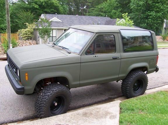 Cheap Ford Ranger 4x4