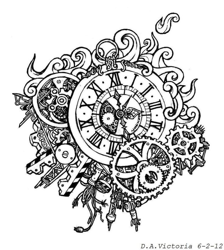 lettering for tattoos 17 best images about steampunk gears amp clocks on 23309