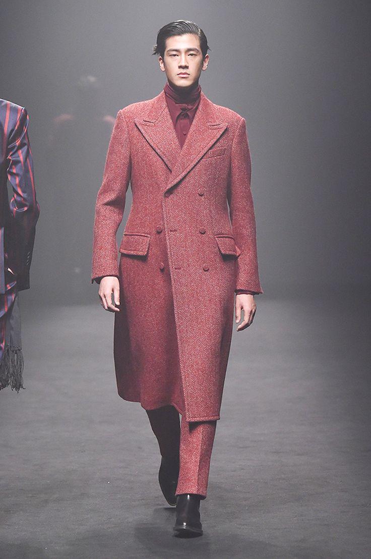 Kim Seo Ryong Seoul Fall  Fashion Show