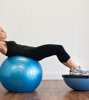 Cut Out the Fluff Exercises And Get More Results, Faster #bosu #turbulence