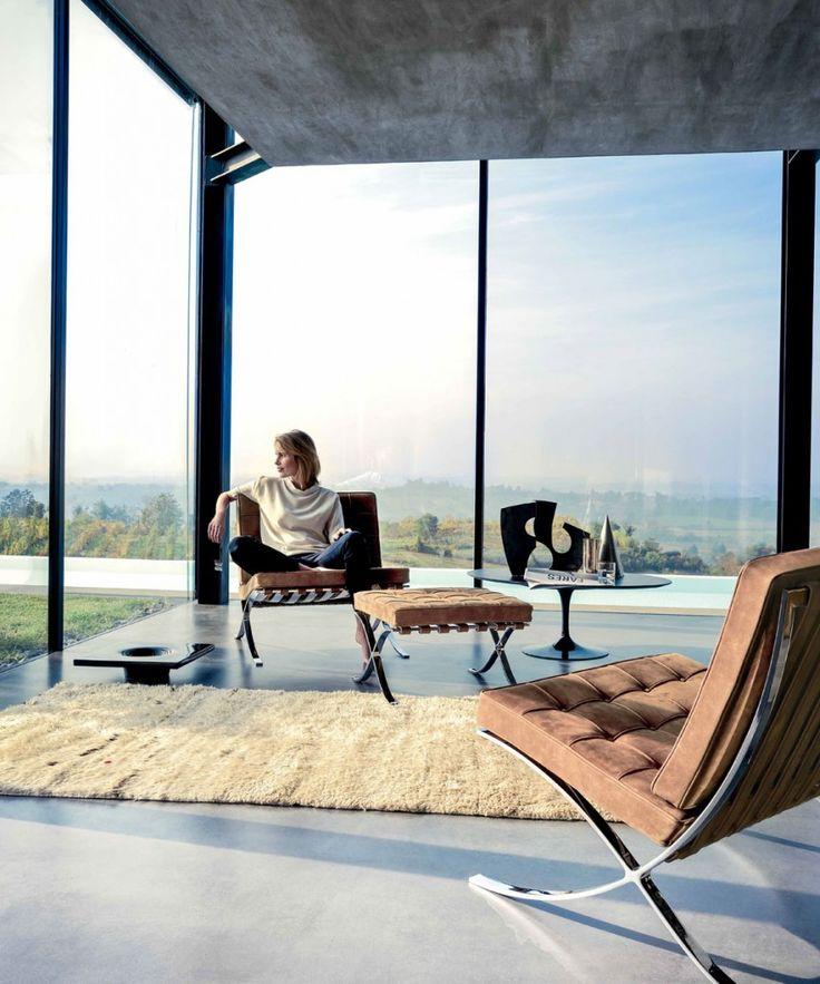 Gespot De Barcelona Chair Replica Als Eye Catcher Makeover Nl
