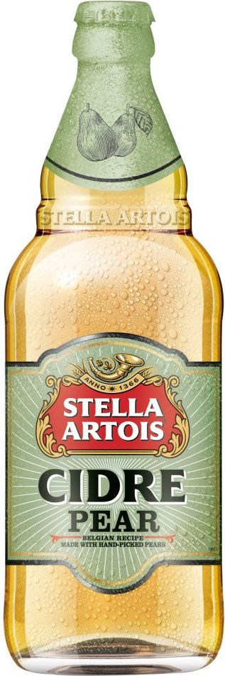 Buy Stella Artois Cidre Pear (568ml) online in ASDA at mySupermarket