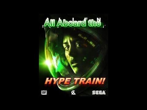 Alien Isolation review Hype Train! - YouTube