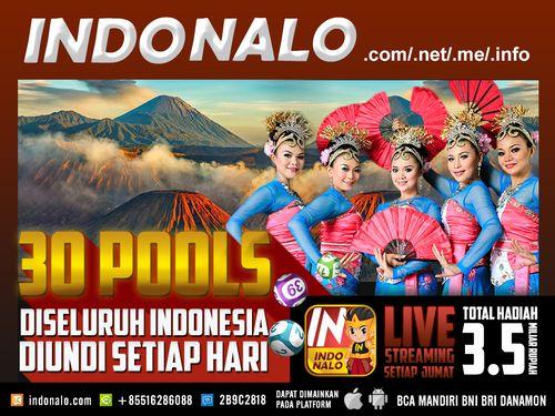 Agen Togel Online Nalo : http://www.indonalo.net Agen Togel Online Indonesia Menghadirkan  Togel atau Pools 30 Kota Di Indonesia Pertama dan Satu-  Satunya di Indonesia DIUNDI SETIAP HARI http://goo.gl/qLSlS0  Main Live Streaming Setiap Hari Jumat,  Total Hadiah 3.5 Miliar Rupiah ( 1st @ Rp.1M , 2nd @  Rp.500Jt , 3rd @ Rp.250Jt ) http://goo.gl/qLSlS0  Semua Jadwal dan Hasil keluaran akan mengikuti Waktu  Indonesia Barat (WIB)  Diskon yang diberikan http://www.indonalo.net sangat berbeda…