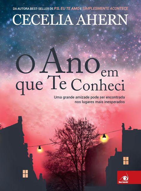 Novo Conceito publicará mais um livro de Cecelia Ahern - Cantinho da Leitura