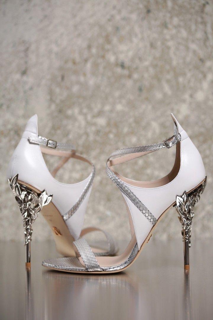 Wedding Inspiration from Emmahuntlondon X Ralf & Russo AUTUMN WINTER 16/17 SHOES