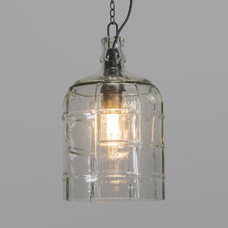 Lampa wisząca Vaso przezroczysta