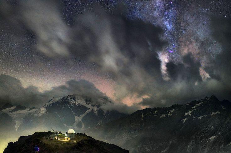 La beauté sublime des nuits russes