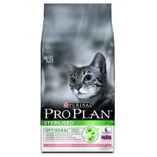 ProPlan Sterilised Kısırlaştırılmış Kedi Maması Somonlu & Ton Balıklı Yetişkin