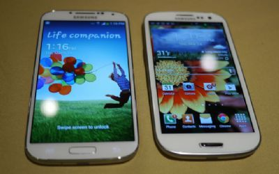 Galaxy S4 VS Galaxy S3, confronto italiano